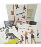 シャネル CHANEL 92-96 2006 ブックレット ファッション カタログ 写真集 13冊 セット ヴィンテージ 0819