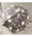 ピンクハウス PINK HOUSE 日傘 花柄 雛菊 ブーケ コットン 黒 0330 NST