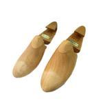リーガル REGAL シューキーパー シューズ 靴 ウッド 木製 ロゴ 6E 茶 メンズ レディース
