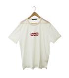ルイヴィトン LOUIS VUITTON × SUPREME シュプリーム 17AW BOX LOGO TEE ボックス ロゴ半袖Tシャツ L白ホワイト ブランド古着ベクトル 中古☆AA★190403 0800