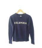 シー SEA COLOMBIA SWEAT コロンビア スウェット F 紫パープル ブランド古着ベクトル 中古● 190419 0009