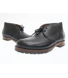 レッドウィング REDWING 未使用 9024 BECKMAN ベックマン Instruments leather chukka boots レザー チャッカ ブーツ 28.5 ブラック ブランド古着ベクトル 中古▲■190521 0070