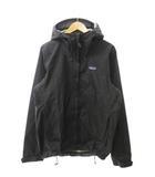 パタゴニア Patagonia Torrentshell Jacket 83802 トレントシェル ジャケット マウンテン パーカー S 黒ブラック ブランド古着ベクトル 中古190613 0045