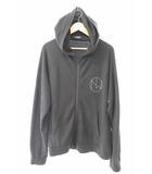 アンダーカバー UNDERCOVER 19SS Sweater Black スウェット パーカー UCW4815 3 黒ブラック ブランド古着ベクトル 中古 190707 0045