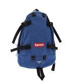 シュプリーム SUPREME 12SS 32代目 Back Pack OMEGA 32 オメガ バックパック リュック 青 ブルー ブランド古着ベクトル 中古 ☆AA★▲ 200509 0075