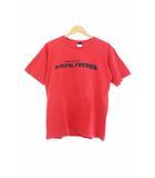 PRIMAL SCREAM プライマル・スクリーム Beautiful Future バンド 半袖 Tシャツ M レッド ブランド古着ベクトル 中古 200414