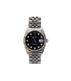ロレックス ROLEX DATE JUST デイトジャスト 10P ダイヤモンド 自動巻き 腕時計 16234 Y番 ブランド古着ベクトル 中古 ▲●■ 200912 2500