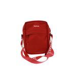 シュプリーム SUPREME 18SS Shoulder Bag ボックス ロゴ ショルダー バッグ 赤 レッド ブランド古着ベクトル 中古 ☆AA★▲ 201224 0100