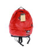 シュプリーム SUPREME ×THE NORTH FACE ノースフェイス 20AW Faux Fur Backpack フェイク ファー バックパック リュック NM82092I 赤 レッド ブランド古着ベクトル 中古 ☆AA★▲ 201228 0160