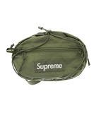 シュプリーム SUPREME 20AW Waist Bag ボックス ロゴ ウエスト バッグ オリーブ ブランド古着ベクトル 中古 ☆AA★▲ 210126 0065