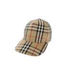 バーバリー BURBERRY TRUCKER CAP ヴィンテージ チェック トラッカー キャップ 帽子 8021444 M ARCHIVE-BEIGE ベージュ ブランド古着ベクトル 中古 ▲ 210405 0120