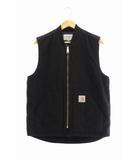 Classic Vest クラシック ベスト M 黒 ブラック ブランド古着ベクトル 中古 210907 /108