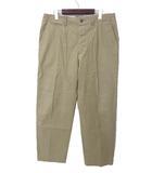 エンジニアードガーメンツ Engineered Garments Engineered Garments INTERMEDIATES エンジニアードガーメンツ インターメディエイツ ボタンフライ チノ パンツ チノパン 34 ベージュ