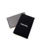 シャネル CHANEL 未使用 CHANEL シャネル オイル コントロール ティッシュ あぶらとり紙 折りたたみ コンパクト ミラー 鏡 ブラック