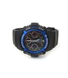 カシオジーショック CASIO G-SHOCK 未使用 CASIO G-SHOCK カシオ ジーショック AW-519-2AJF アナログ デジタル コンビネーションモデル クォーツ 腕時計 ブラック