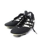 アディダス adidas スパイク シューズ 27cm 黒 ブラック ライン サッカー JBC752-001