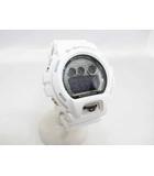 カシオジーショック CASIO G-SHOCK GD-X6900FB-7JF デジタル 腕時計 白【ブランド古着ベクトル】【中古】190412★