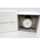 マイケルコース MICHAEL KORS MK-2687 クロノグラフ クォーツ アナログ 腕時計【ブランド古着ベクトル】【中古】190408★
