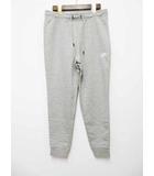 ナイキ NIKE BV4100-063 Fleece Pants フリース タイト スウェット パンツ グレー L【ブランド古着ベクトル】【中古】200420★