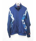 ナイキ NIKE JORDAN ジョーダン Russell Westbrook AV4751-410 ナイロン ジャケット ブルー M【ブランド古着ベクトル】【中古】200705