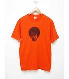 シュプリーム SUPREME 1998 James Brown Tee M サイズ 90s 初期 ジェームス ブラウン Tシャツ オレンジ 【ブランド古着ベクトル】【中古】200811☆AA★ 101
