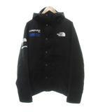 シュプリーム SUPREME 18AW THE NORTH FACE ノースフェイス GORE-TEX Expedition Jacket ジャケット Black ブラック L【ブランド古着ベクトル】【中古】201230☆AA★