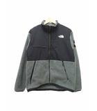 Denali Jacket デナリ フリース ジャケット NA61631 L 灰 ミックスグレー 【ブランド古着ベクトル】【中古】 210127
