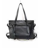 パトリックステファン PATRICK STEPHAN Leather bag atelier M  アトリエトートバッグ  ホースレザー【ブランド古着ベクトル】【中古】210421 090★