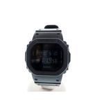 カシオジーショック CASIO G-SHOCK DW-5600BB 5600 SERIES クォーツ 腕時計 ブラック 黒 【ブランド古着ベクトル】【中古】210510★