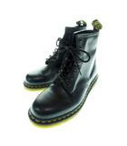 ドクターマーチン DR.MARTENS ベトナム製 11822 レースアップ 8ホール ブーツ UK8 ブラック 【ブランド古着ベクトル】【中古】 210429