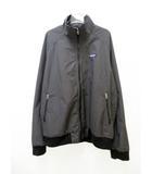 パタゴニア Patagonia Baggies Jacket 28151SP19 バギーズ ジャケット L チャコール系 【ブランド古着ベクトル】【中古】 210501