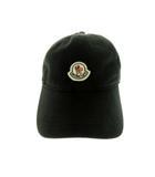 モンクレール MONCLER 19年 berretto baseball cap キャップ 帽子 【ブランド古着ベクトル】【中古】210501★