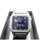 ニクソン NIXON STAPLE A1309-000 BLACK ステイプル クォーツ 腕時計 ブラック 黒 【ブランド古着ベクトル】【中古】210513★
