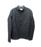 シセ Sise 15SS  スタンドカラージャケット SJ-15S-JK02 ブラック/1【ブランド古着ベクトル】【中古】210510