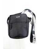 シュプリーム SUPREME 18SS CORDURA Shoulder Bag Black コーデュラ ボックス ロゴ ショルダー バッグ ブラック 【ブランド古着ベクトル】【中古】 210608 ☆AA★ 200