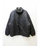 20aw Supreme Watches Reversible Puffy Jacket Black ブルゾン M【ブランド古着ベクトル】【中古】210612☆AA★