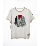 モンクレール MONCLER 18AW MAGLIA T-SHIRT 半袖 カットソー Tシャツ S【ブランド古着ベクトル】【中古】210716☆AA★