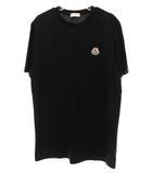 21AW MAGLIA T-SHIRT 3 PACK ワンポイントロゴ 半袖 Tシャツ M ブラック【ブランド古着ベクトル】【中古】211022