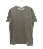 21AW MAGLIA T-SHIRT 3 PACK ワンポイントロゴ 半袖 Tシャツ M グレー【ブランド古着ベクトル】【中古】211022