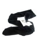 エムエムシックス MM6 メゾンマルジェラ Maison Margiela ニーハイ 靴下 ソックス M 緑 グリーン ストッキング メッシュ S32TK0003 S22905 650 ◎