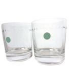 ティファニー TIFFANY & CO. グラス スウィング OF オールドファッション ペア ロックグラス 2個セット