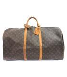 ルイヴィトン LOUIS VUITTON M41422 ボストンバッグ キーポル60 モノグラム 旅行鞄