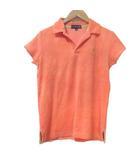 ラルフローレン RALPH LAUREN パイル地 ポロシャツ 半袖 160 キッズ 子供服 男の子 オレンジ ポニーロゴ ワンポイント コットン X