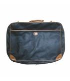 ロンシャン LONGCHAMP ハンドバッグ ガーメントバッグ 2WAY ショルダーバッグ スーツ ビジネス 紺 ネイビー X