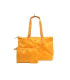 コーチ COACH トートバッグ エコバッグ ショルダー ポーチ付き BAG オレンジ カバン 鞄 ハンド