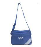 エンポリオアルマーニ EMPORIO ARMANI EA7 ショルダーバッグ カバン BAG 鞄 ブルー ホワイト