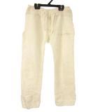 ゴートゥハリウッド GO TO HOLLYWOOD キッズ スウェット パンツ 110 オフホワイト 白系 マルチカラー ボトムス 子供服