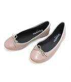 レペット Repetto ゴート レザー フラット パンプス バレエ シューズ 36 LILI ベージュ系 シューズ やぎ革 靴