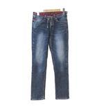 エドウィン EDWIN デニム パンツ 503 ジャージーズ スジーンズ トレッチ XS 小さいサイズ インディゴ 青 ブルー ウエストリブ コットン X