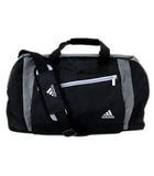 アディダス adidas 2WAY ボストンバッグ ナイロン 斜め掛け可能 黒 ブラック スポーツ クラブ 部活 合宿 大会 フィットネス ACE製 A